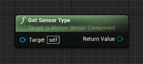 get-sensor-type